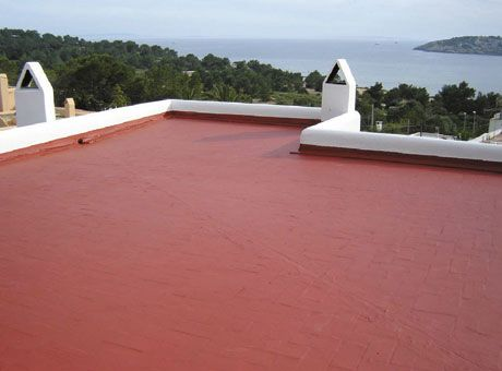 Guaina terrazzi – Fibra di ceramica isolante