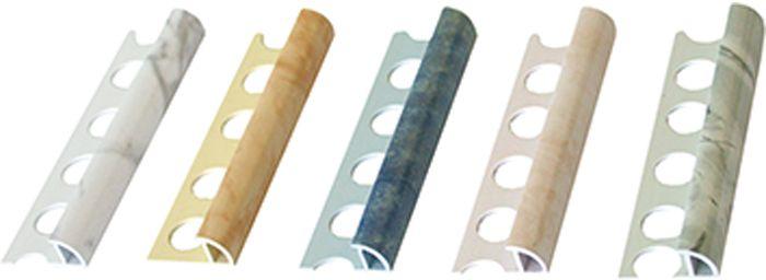 Profilo jolly plastica colorato paraspigoli edilizia for Angolo jolly piastrelle