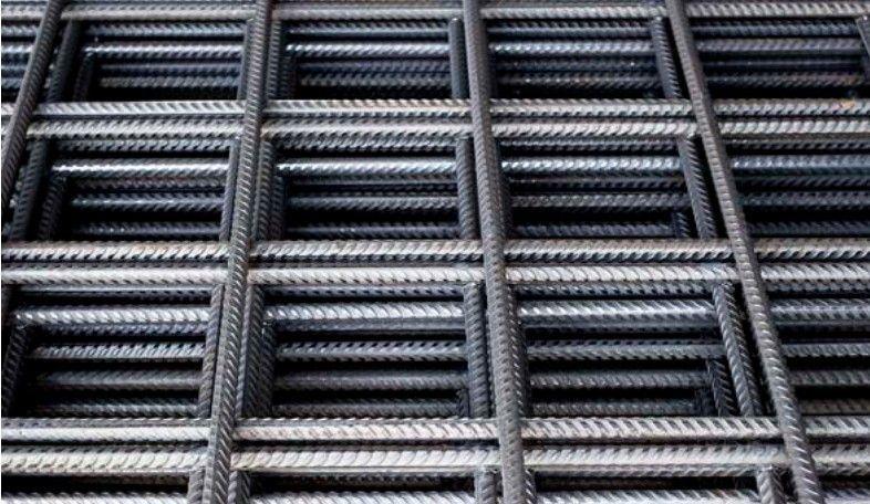 Rete elettrosaldata « Ferro per armatura · Edilizia Vaccaro ...