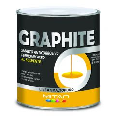 Smalto anticorrosivo graphite